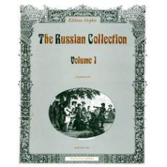 THE RUSSIAN COLLECTION V.1 GUITARE