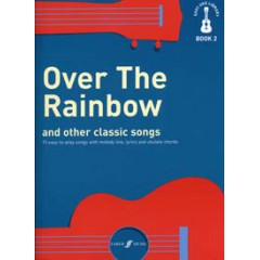 EASY UKE LIBRARY OVER THE RAINBOW AND OTHER CLASSIC SONGS