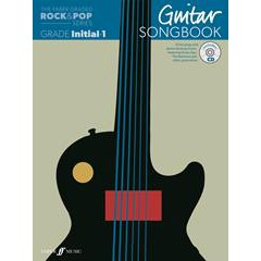 GRADED ROCK & POP GUITAR SONGBOOK 0-1