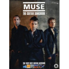 MUSE GUITAR SONGBOOK TAB