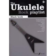 UKULELE PLAYLIST ROCK - THE BLACK BOOK