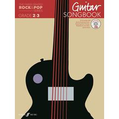 GRADED ROCK & POP GUITAR SONGBOOK 2-3