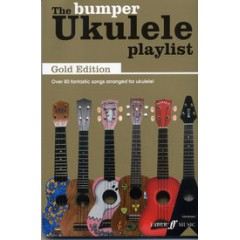 BUMPER UKULELE PLAYLIST - GOLD EDITION