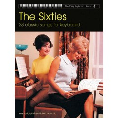 EASY KEYBOARD LIBRARY - THE SIXTIES