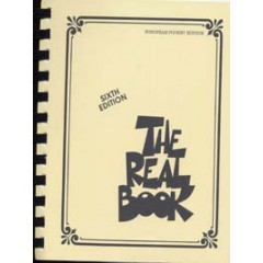 THE REAL BOOK V.1 SIXTH EDITION C POCKET
