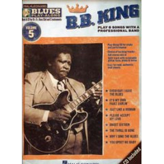 BLUES PLAY-ALONG VOL.05 : B.B. KING + CD