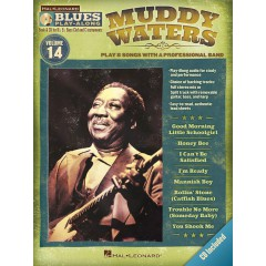 BLUES PLAY-ALONG VOL.14 : MUDDY WATERS + CD