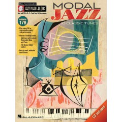 JAZZ PLAY-ALONG VOL.179 MODAL JAZZ + CD