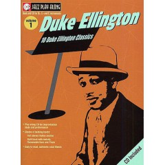 JAZZ PLAY-ALONG VOL.001 DUKE ELLINGTON + CD