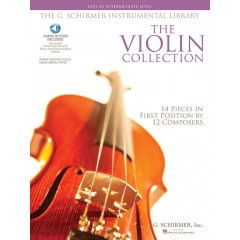 THE VIOLIN COLLECTION - EASY TO INTERMEDIATE + AUDIO ACCESS