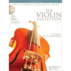 THE VIOLIN COLLECTION - INTERMEDIATE + CD