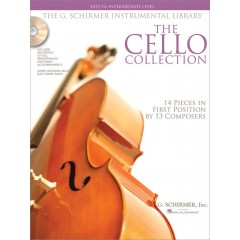 THE CELLO COLLECTION - EASY TO INTERMEDIATE + ACCES AUDIO