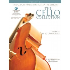 THE CELLO COLLECTION - INTERMEDIATE + AUDIO EN TELECHARGEMENT
