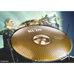 PAISTE RUDE REIGN POWER RIDE 22 SIGNATURE DAVE LOMBARDO