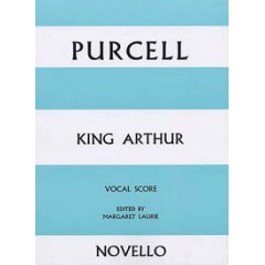 KING ARTUR VOCAL SCORE