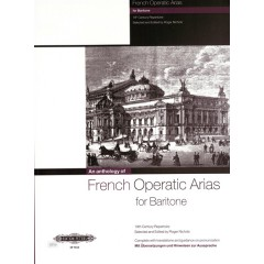 FRENCH OPERATIC ARIAS FOR BARYTON