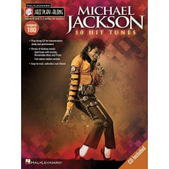 JAZZ PLAY-ALONG VOL.180 MICHAEL JACKSON + CD
