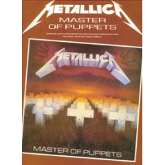 MASTER OF PUPPETS TAB