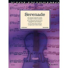 SERENADE VIOLON / PIANO