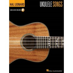 UKULELE SONGS + ACCOMPAGNEMENT AUDIO