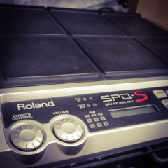 ROLAND - SAMPLIN PAD SPD-S OCCASION