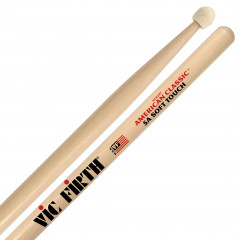VIC FIRTH - BAGUETTES SOFT TOUCH OLIVE FEUTRE
