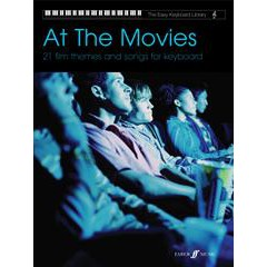 EASY KEYBOARD LIBRARY - AT THE MOVIES