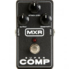 MXR - COMPRESSOR SUPER COMP