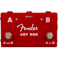 FENDER - 2 SWITCH ABY PEDAL FABY