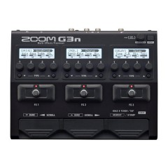 ZOOM - G3N MULTIEFFET GUITARE
