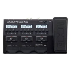 ZOOM - G3XN MULTIEFFET GUITARE PEDALE EXPRESSION