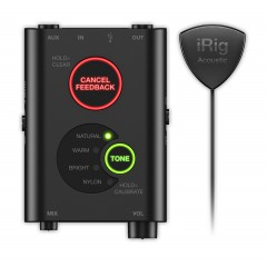 IK MULTIMEDIA - IRIG ACOUSTIC STAGE