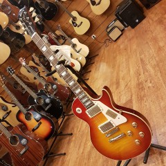 STANDARD HISTORIC 1960 LES PAUL REISSUE VOS
