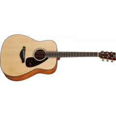 GUITARE FOLK T EPICEA MASSIF NATURAL MATTE