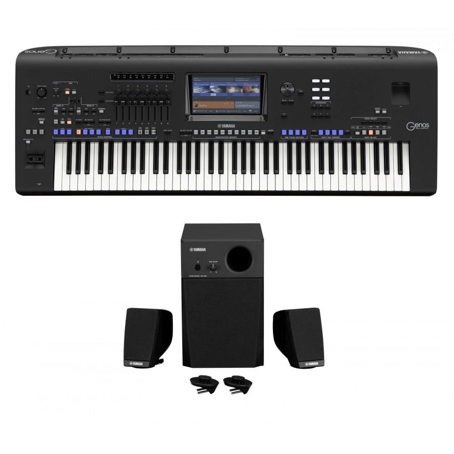 steel music yamaha genos xl clavier arrangeur. Black Bedroom Furniture Sets. Home Design Ideas
