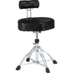 TAMA - HT741B ERGO RIDER THRONE W/BACKREST