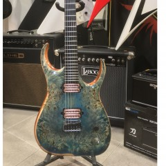 "FRENZY MACHINE - ""SLOANI"" GUITARE CUSTOM 6C"