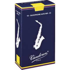 ANCHES SAXO ALTO VANDOREN TRADITIONNELLE 2