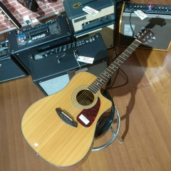 FENDER - CD-140 SCE NAT