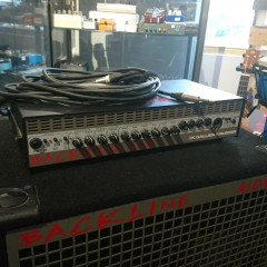 GALLIEN KRUEGER  - BACKLINER 250