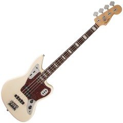 FENDER - AM STD JAGUAR BASS RW OWT