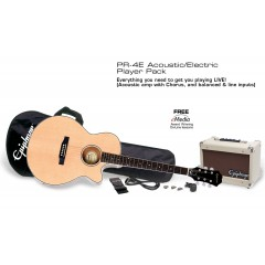 PR-4E ACOUSTIC ELECTRIC PLAYER PACK 240V EU