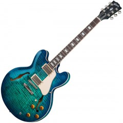 GIBSON - ES-335 FIGURED AQUAMARINE