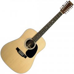 MARTIN - D12-28 - DREADNOUGHT 12 CORDES