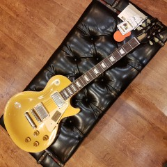 LES PAUL'57 GOLDTOP 60TH ANNIVERSARY HEAVY AGED NH