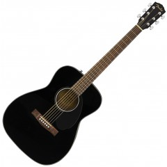 FENDER - GUITARE ACOUSTIQUE CC-60S BLK