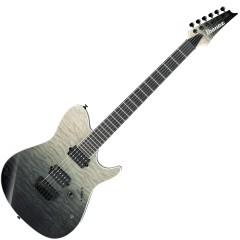 IBANEZ - FRIX6FDQM-BMG  IRON LABEL BLACK MIRAGE GRADATION