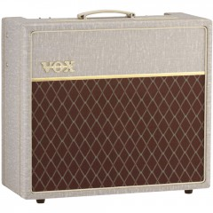 VOX - AMPLI LAMPES AC15 HANDWIRED BLUE ALNICO