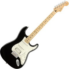 FENDER - PLAYER STRAT HSS MN BLK