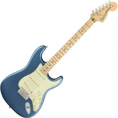 FENDER - AMERICAN PERFORMER STRATOCASTER SATIN LAKE PLACID BLUE